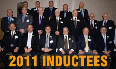 Class of 2011 Hall of Fame Inductees