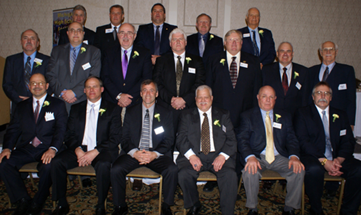MHSFCA Class of 2011 Hall of Fame Inductees