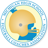 Michigan High School Football Association Logo